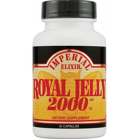 IMPERIAL ELIXIR - Royal Jelly 2000 mg