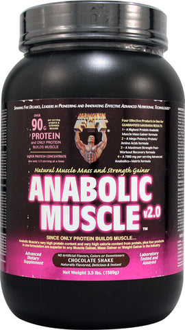 Healthy N Fit Anabolic Muscle Chocolate