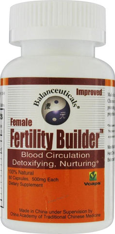 Balanceuticals - Female Fertility Builder