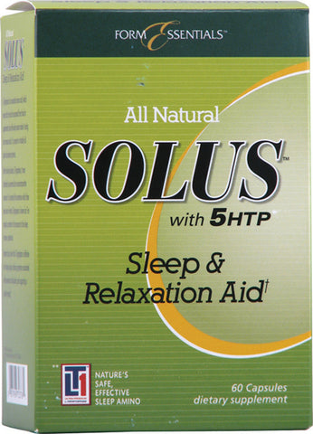 FORM ESSENTIALS - Solus Sleep and Relaxation Aid