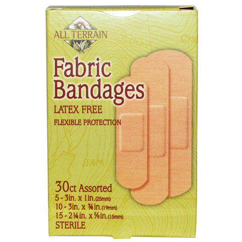 ALL TERRAIN - Fabric Bandages Assorted