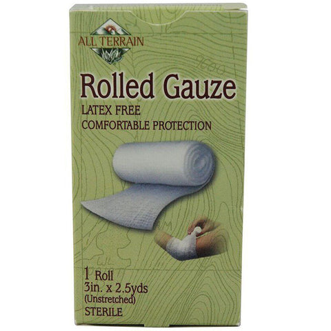 ALL TERRAIN - Gauze Roll Bandage Unscented