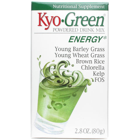 Kyolic Kyo Green Drink Mix Energy