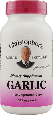 Christophers Original Formulas Garlic Bulb