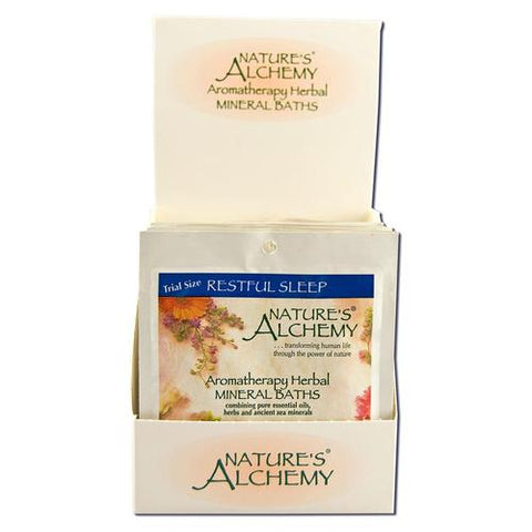 Natures Alchemy Aromatherapy Bath Restful Sleep