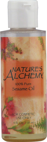 Natures Alchemy Sesame Carrier Oil