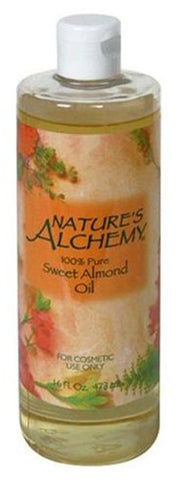 Natures Alchemy Sweet Almond Carrier Oil