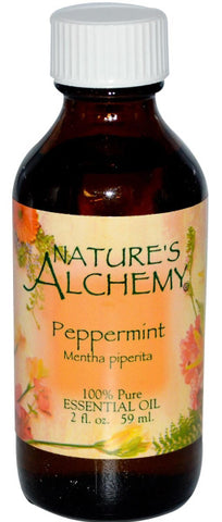 Natures Alchemy Pure Essential Oil Peppermint