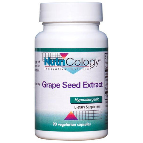 NUTRICOLOGY - Grape Seed Extract