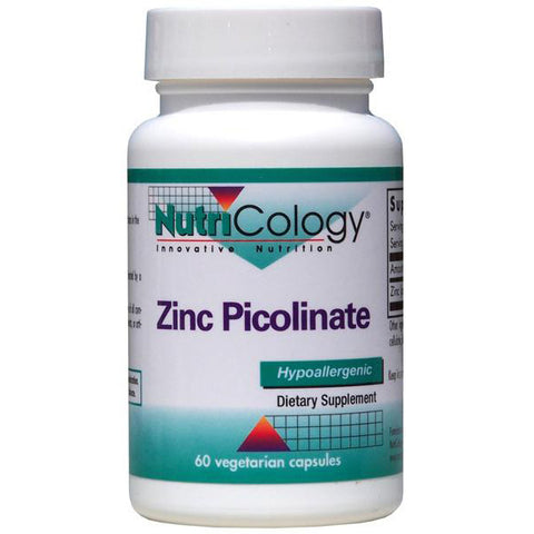 NUTRICOLOGY - Zinc Picolinate