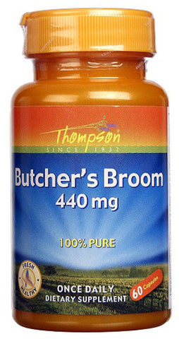 Thompson Nutritional Butchers Broom 440 mg