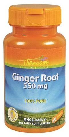 Thompson Nutritional Ginger Root 500 mg