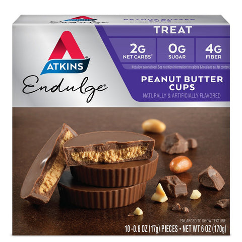 ATKINS - Endulge Peanut Butter Cups