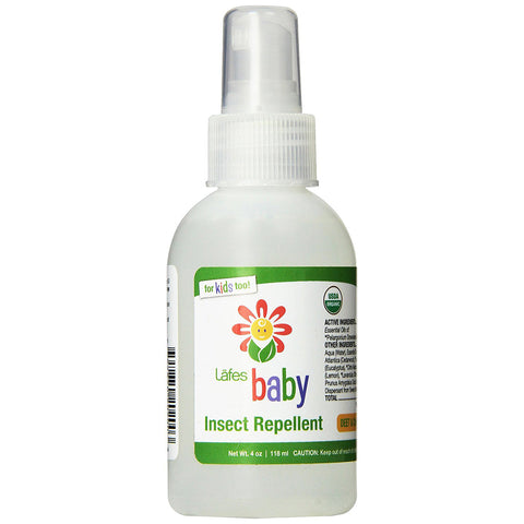 LAFES - Organic Baby Insect Repellent