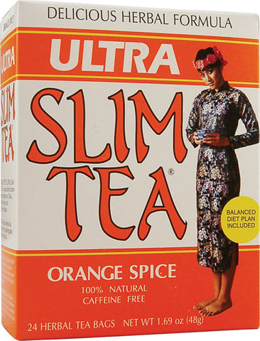 HOBE - Ultra Slim Tea Orange Spice