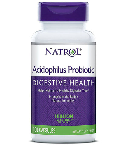 Natrol Acidophilus Probiotic 100 mg