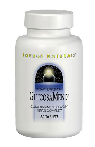 Source Naturals GlucosaMend - 60 Tablets (60 mg)