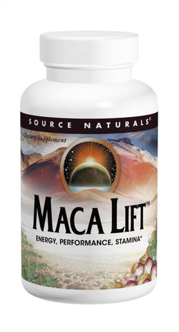 Source Naturals Maca Lift - 60 VegiCaps (600 mg)