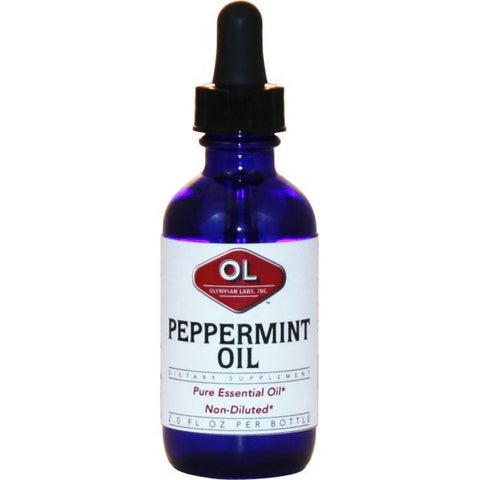 Olympian Labs Peppermint Oil