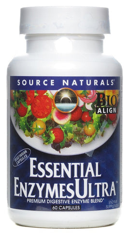 Source Naturals Essential EnzymesUltra