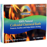 Rainbow Research Colloidal Oatmeal Bath Powder