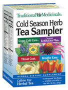 Traditional Medicinal Cold Season Sampler