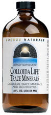 Source Naturals ColloidaLife Trace Minerals Fruit Liquid