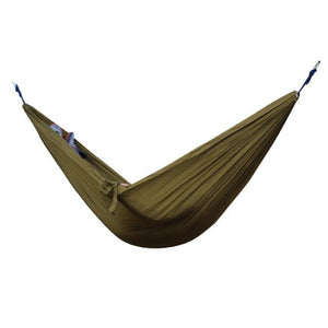 2 Person Portable Camping Parachute Hammock