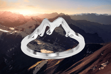 Women's Mountain Range Ring