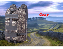 Water Resistant Tactical 30L Sports Backpack