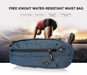 Premium Outdoors 2L Waterproof Waist Pack
