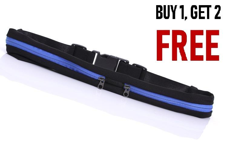 Slim Running & Travel Belt | BUY 1 GET 2 FREE