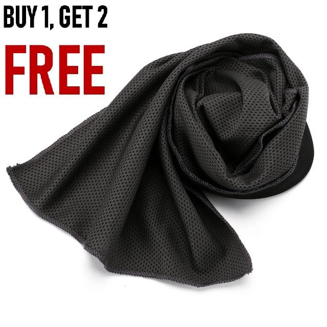 Microfiber Quick Drying Cooling Towel | BUY 1 GET 2 FREE