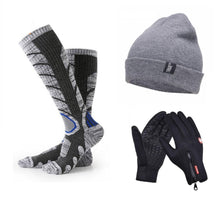 Primal Compression Socks with FREE Winter Beanie & FREE Waterproof Touch Screen Gloves