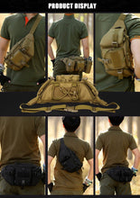 5L Tactical Molle Fanny Pack