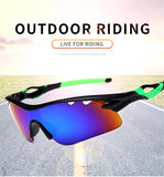 Starter Cycling & Mountain Biking Kit-Polarized Glasses, Lamp & Multifunction Headwear
