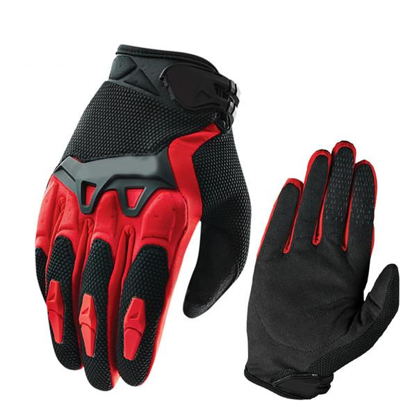 Full Finger MTB Off Road Gloves