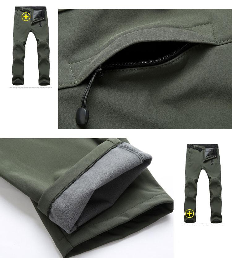 Men's Snow & Hike Pants