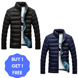 Casual Men's Jacket | BUY 1, GET 1 FREE