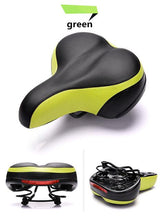 Ultra Comfortable Ergonomic Shock Absorption Bike Seat for Men & Women