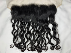 13x4 Deep Waves & Curls Lace Frontal