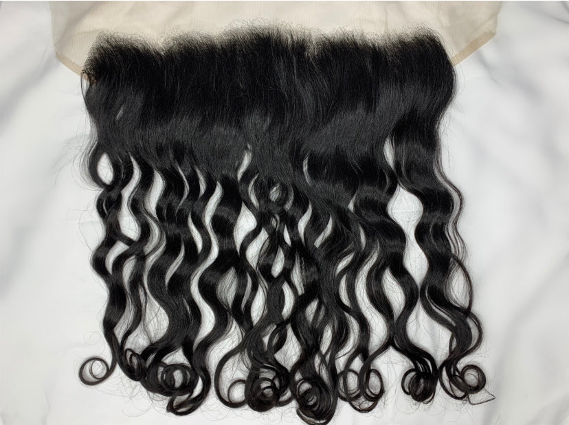 13x6 Deep Waves & Curls Lace Frontal
