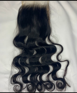 5x5 Deep Waves & Curls Lace Closure