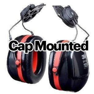 Cap Mouted