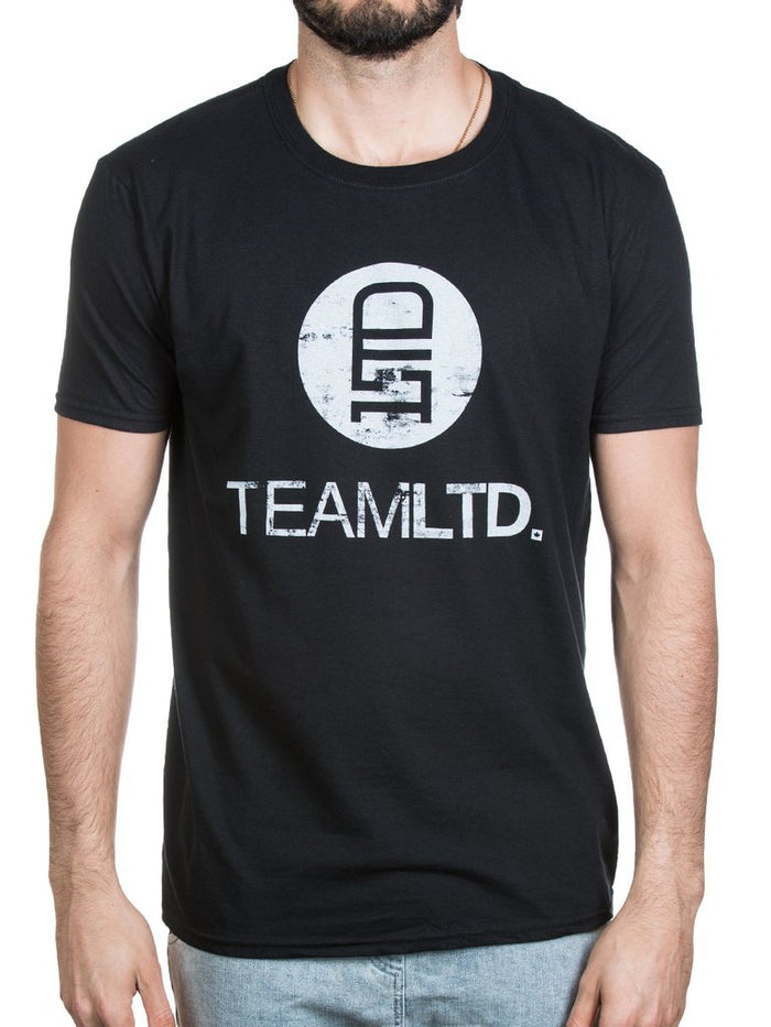 TeamLTD Black Logo Tee