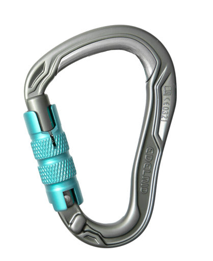 Edelrid HMS Bulletproof Triple Locking Carabiner