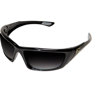 Edge Robson Safety Glass With Polarized Smoke Lens And Black Frame