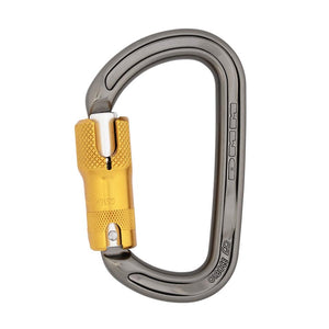 DMM Ultra D Carabiner with locksafe ANSI gate