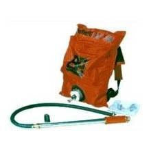 Collapsible Backpack Fire Pump