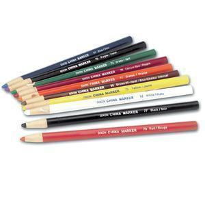 Several colored markers, in various colors
